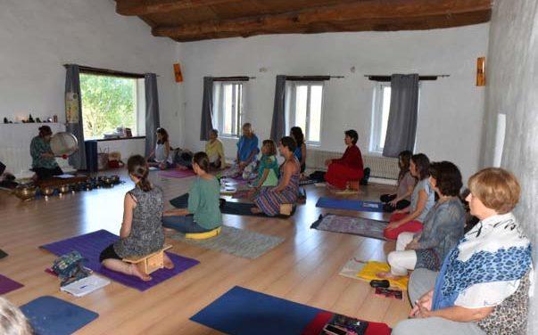 Yoga du son, kototama, sonothérapie