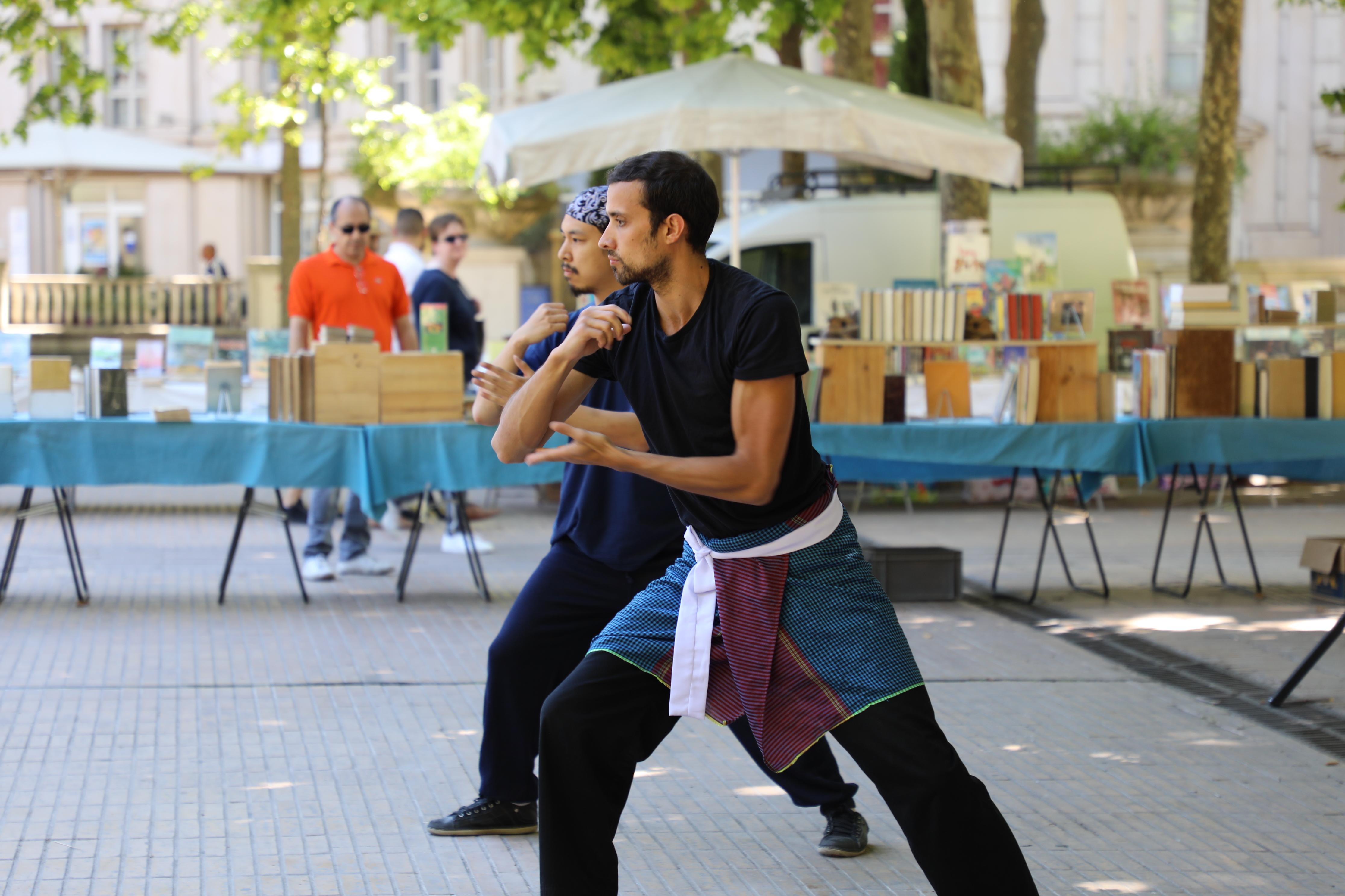 Penchak Silat et self defense | Activité Montpellier Adra Antigone
