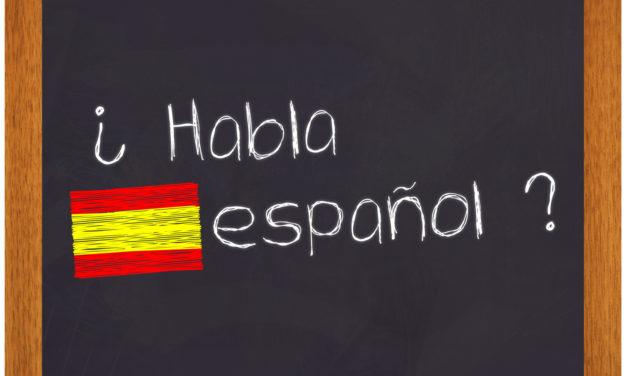 ateliers espagnol et anglais