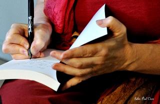 Conférence  «Pourquoi écrire? Ecriture littéraire et écriture thérapeutique, réflexions sur ces pratiques»le 31 janvier  18h30