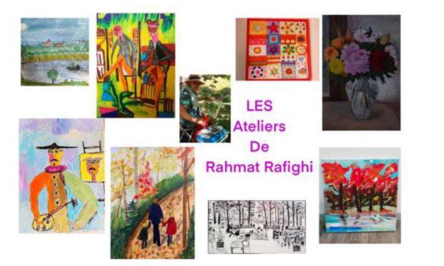 Exposition de dessins et Peintures